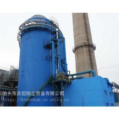 山西临汾实恒石灰石-石膏湿法烟气脱硫设备反应工艺原理