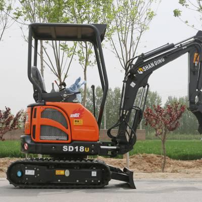 深圳小型挖掘机 城市建设用小型挖掘机价格表