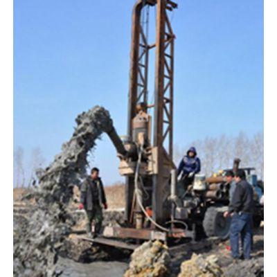 太仓钻深井施工方案 机施钻井供应
