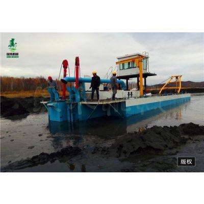 绿水-LS绞吸式挖泥船|链斗式挖泥船|河道清淤船