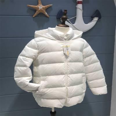 杭州童装货源 巴拉巴拉儿童羽绒服批发 品牌童装尾货清仓