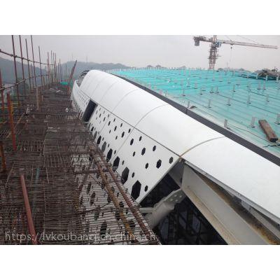 冲孔铝单板外墙什么厚度合适,铝合金冲孔铝单板厂家价格,孔型齐全 ,免费设计