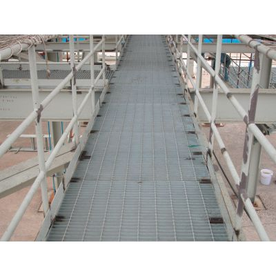 博杰供应 热镀锌钢格栅板 平台钢格栅板 价格 和规格