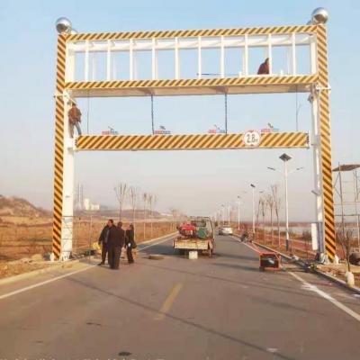 开封金明区 液压升降限高架厂家 桥东交通限高杆 路口限高杆 型号齐全 欢迎来电