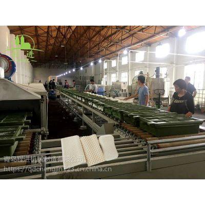 供应新型自动乳胶枕头流水线程进机械制造