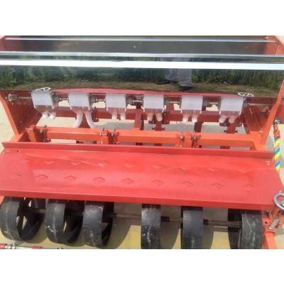 苜蓿草精播机 12行苜蓿播种机 拖拉机带谷子高粱精量机