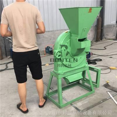 小型家用齿盘式万能大米杂粮磨粉机 不锈钢辣椒打粉机