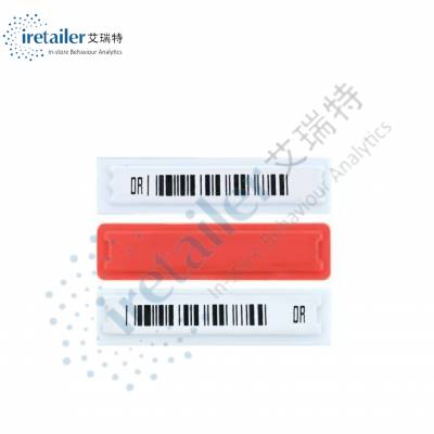 iretailer 防盗软标签超市时装店书店药店美妆店防盗EAS/RFID标签