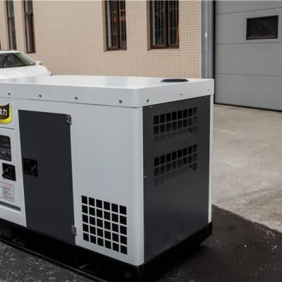 地震局用30kw柴油发电机油耗