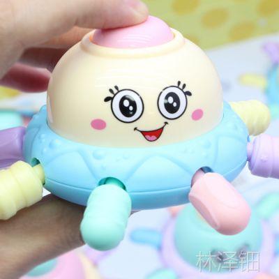 婴儿Q萌牙胶小章鱼玩具 999-2可爱捏捏叫磨牙玩具批发厂家直销