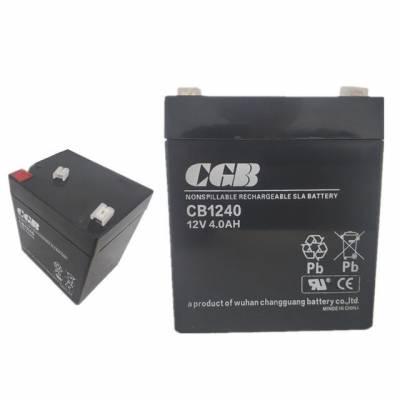 长光蓄电池 CGB蓄电池 CB12250 12V25AH 通讯设备 UPS蓄电池 直流屏蓄电池