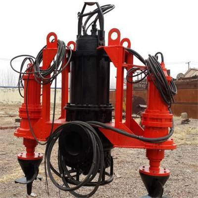 绞吸排浆泵 耐磨抽砂泵机组 多功能采砂机泵(山东江淮)