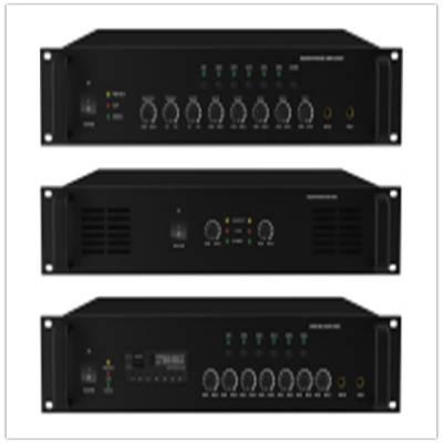视声通3U带前置/6分区合并式广播功率放大器 800W4001882597