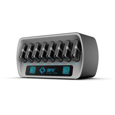 咻电共享充电宝合作-机场共享充电设备合作商家