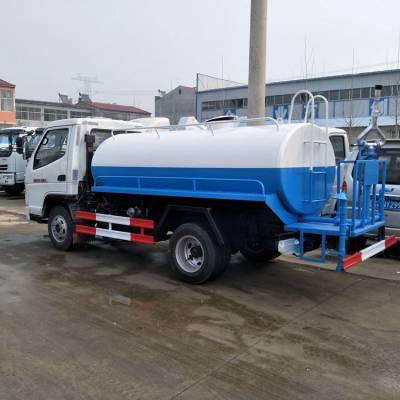 东风5-10吨洒水车价格及参数