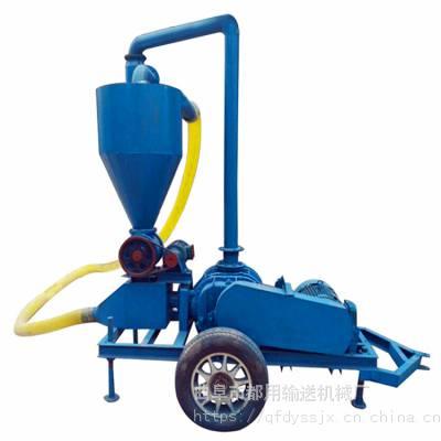 滑石粉入灌气力吸粮机 玉米清仓气力吸粮机 40吨散粮食抽粮机qk