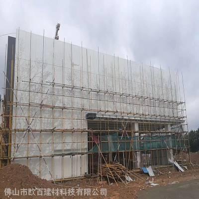 氟碳铝单板厂家_广东铝单板幕墙安装_欧百建材