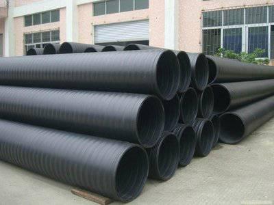 佛山PE中空壁塑钢缠绕管加工 防虫防蛀 绿色环保