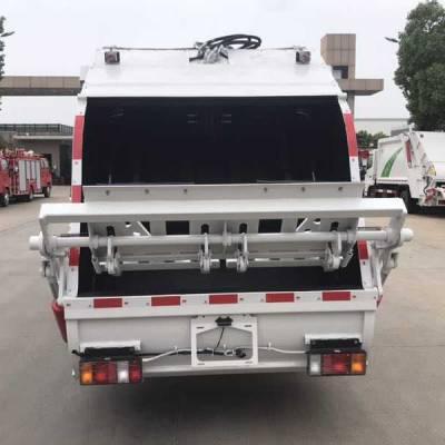 唐山10方侧装压缩式垃圾车价格价格