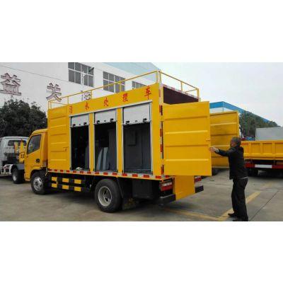 养猪场专用污水污物处理车 移动方便 快速高效
