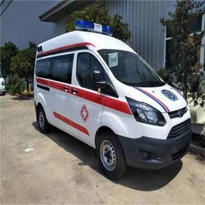 中轴中顶 V362新全顺急救车,母婴医疗救护车新工艺配置