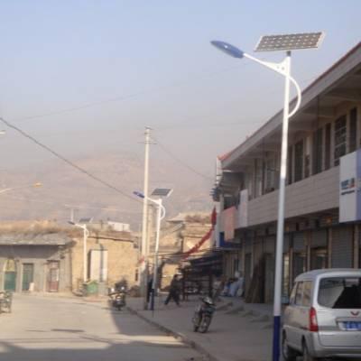 广元8米太阳能路灯价格/四川LED路灯厂家直销