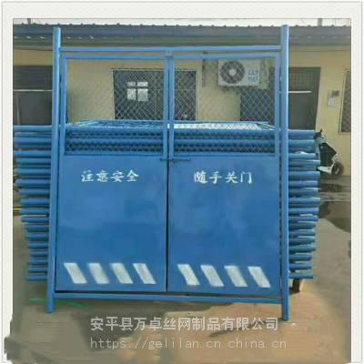金属铁栅防护门/平桂区金属铁栅防护门//金属铁栅防护门厂家