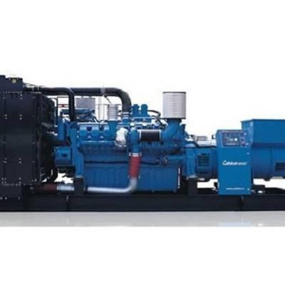 厂家热销500KW德国奔驰柴油发电机组发电机供应
