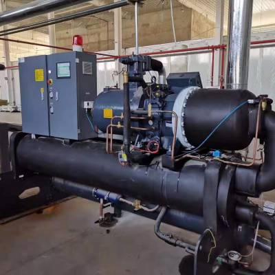 螺杆式冷水机批发 工业螺杆冷水机 支持定制 周期可控