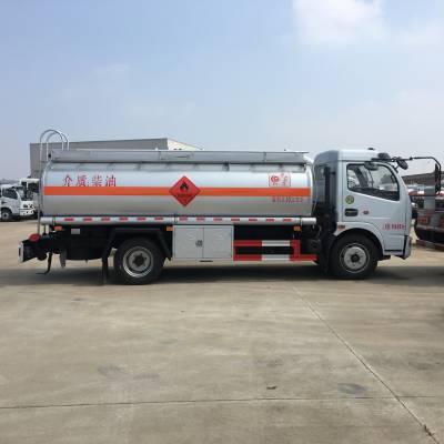 东风多利卡8吨油罐车 加油车 报价 在哪买 8.09方