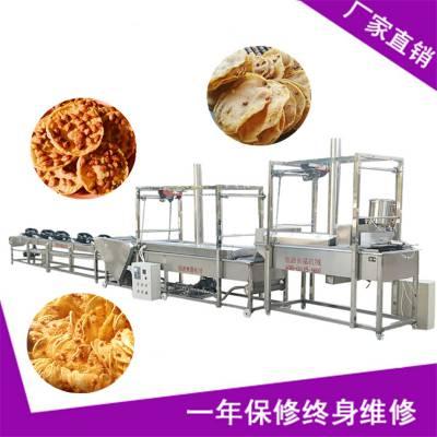 豆巴机厂家全自动月亮粑机价格油炸豆饼机器设备