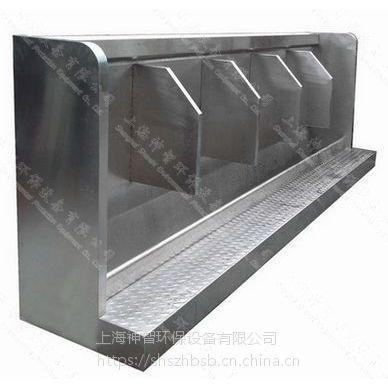 供应不锈钢小便槽(SZ-BC166)材质304隔断式