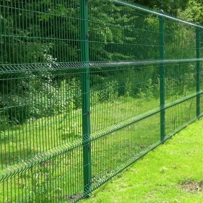 低碳钢丝公路边框护栏网浸塑框架铁丝网铁路道路防护围栏