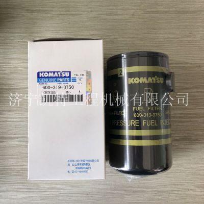供应小松原厂配件 PC200-8柴油滤芯