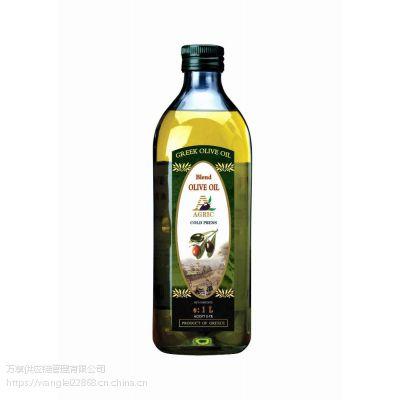橄榄油进口清关流程报关门到门代理服务