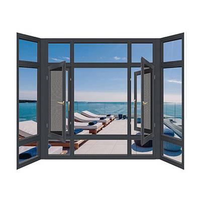 馨海门窗(图)-太原铝合金门窗断桥价格-太原断桥铝合金门窗