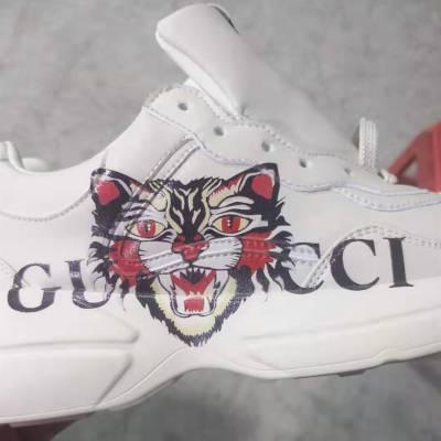 3D鞋子图案UV打印机 成品鞋LOGOUV印花机 小白鞋UV喷印机