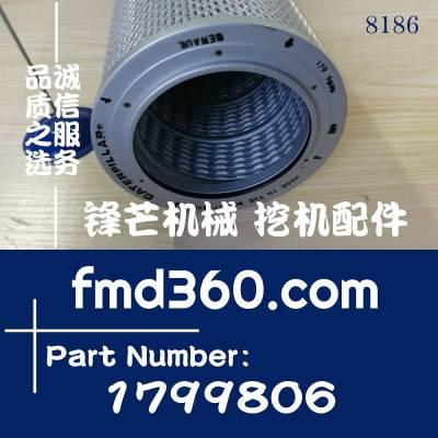 广州锋芒机械卡特E320D原装液压回油滤179-9806、1799806