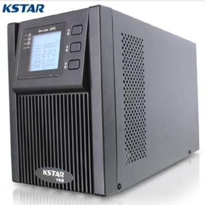科士达UPS YDC9101H单进单出1KVAUPS不间断电源长机