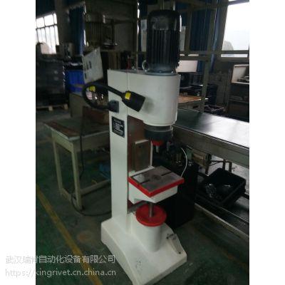 液压铆接机,径向旋铆机,武汉瑞肯JM12径向液压立式铆接机