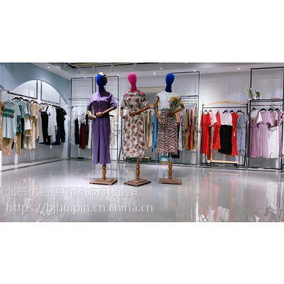 速购女装北京哪里有品牌折扣店加盟石家庄女装品牌折扣店加盟多种风格绸缎马甲背心
