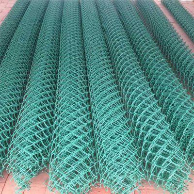 兰州防护网兴来 包塑勾花网规格 勾花网生产