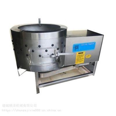 广州新款鸡爪脱皮加工流水线 鸡爪脱皮设备 顺泽机械专业供应