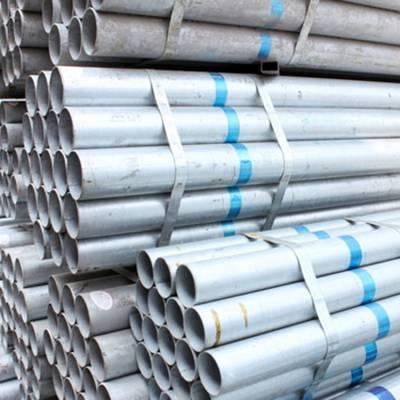 大口径厚壁镀锌管批发厂家供货及时_方程建材