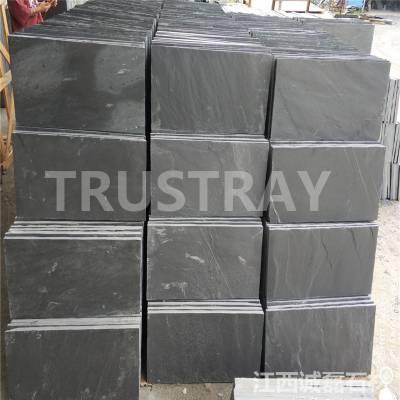 供应自然面青石板|天然青石板材 江西诚磊石材