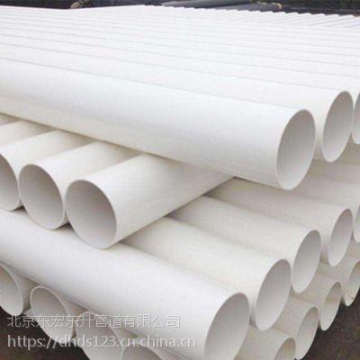 呼和浩特PVC排水管厂家 PVC排水管公司 upvc管业