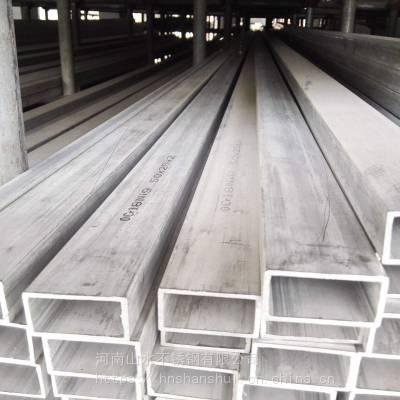 河南青山控股304材质不锈钢矩形管厂家直销