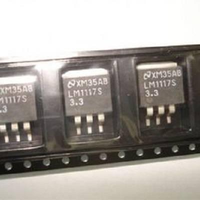 LM1117S-3.3 HTC 进口原装***