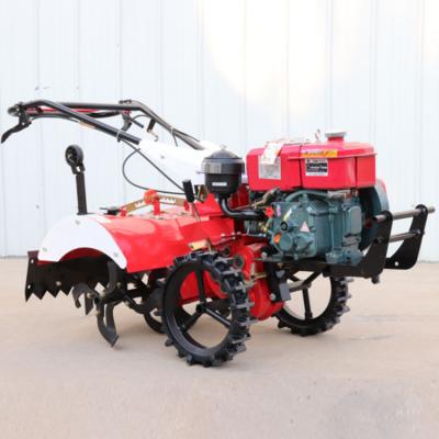 山东昌隆生产的果园专用微耕机 手扶式柴油松土耕地机