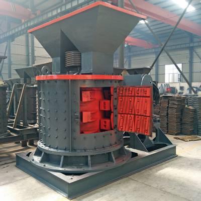 大型立式复合破1500型制沙机 低投资高回报新型复合式破碎机